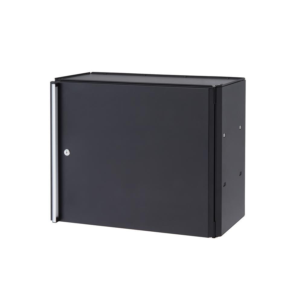 19 in. H x 24 in. W x 12 in. D Steel Garage Wall Cabinet