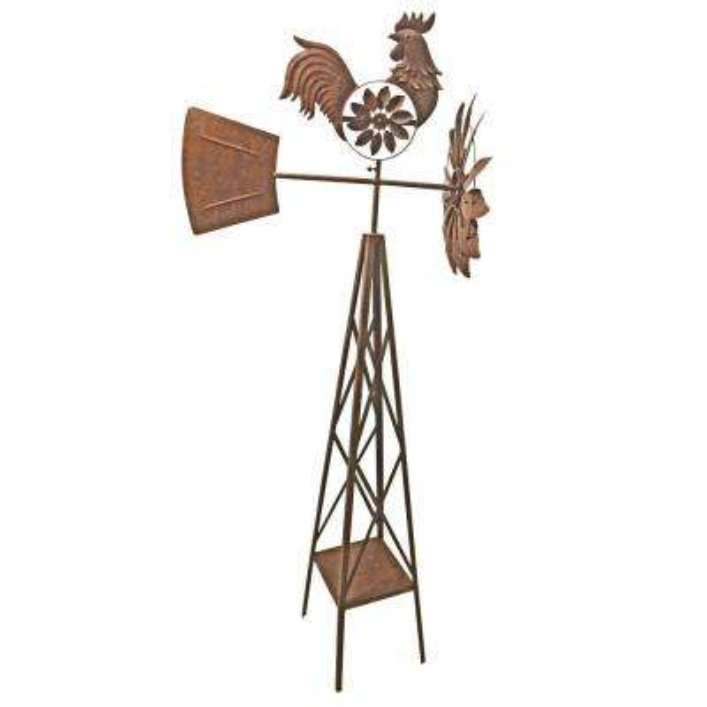 Breeze Windmill Rooster