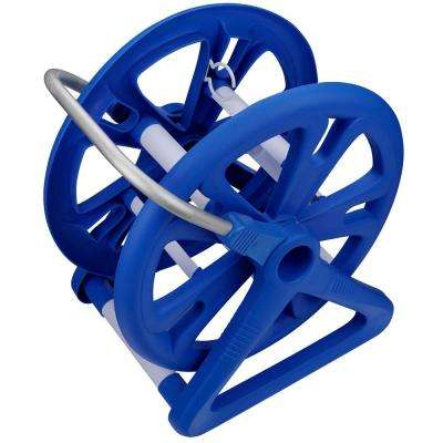 Aluminum Vacuum Hose Reel for Swimming Pools for up to 1.5 in. W x 42 in. L Hoses