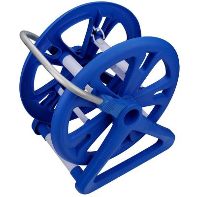 Aluminum Swimming Pool Vacuum Hose Reel for up to 42 ft. Hoses