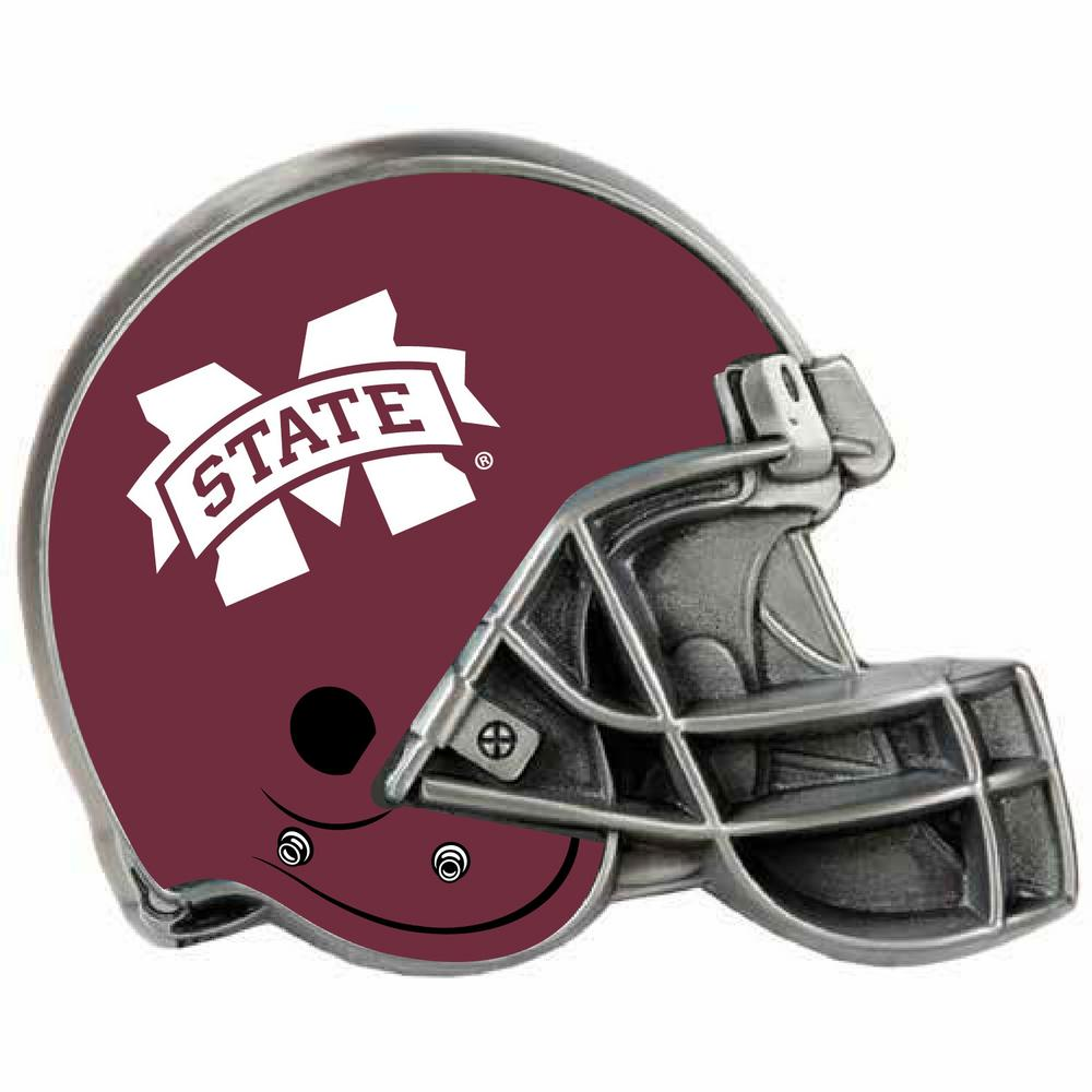 Mississippi State Bulldogs Helmet Hitch Cover