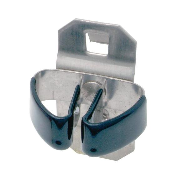 Vinyl Dipped Stainless Steel Standard Spring Clip for SS LocBoard (3-Pack)