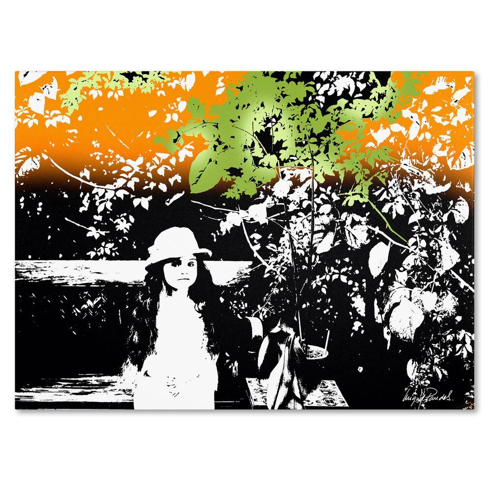 null 16 in. x 24 in. Isabella Canvas Art