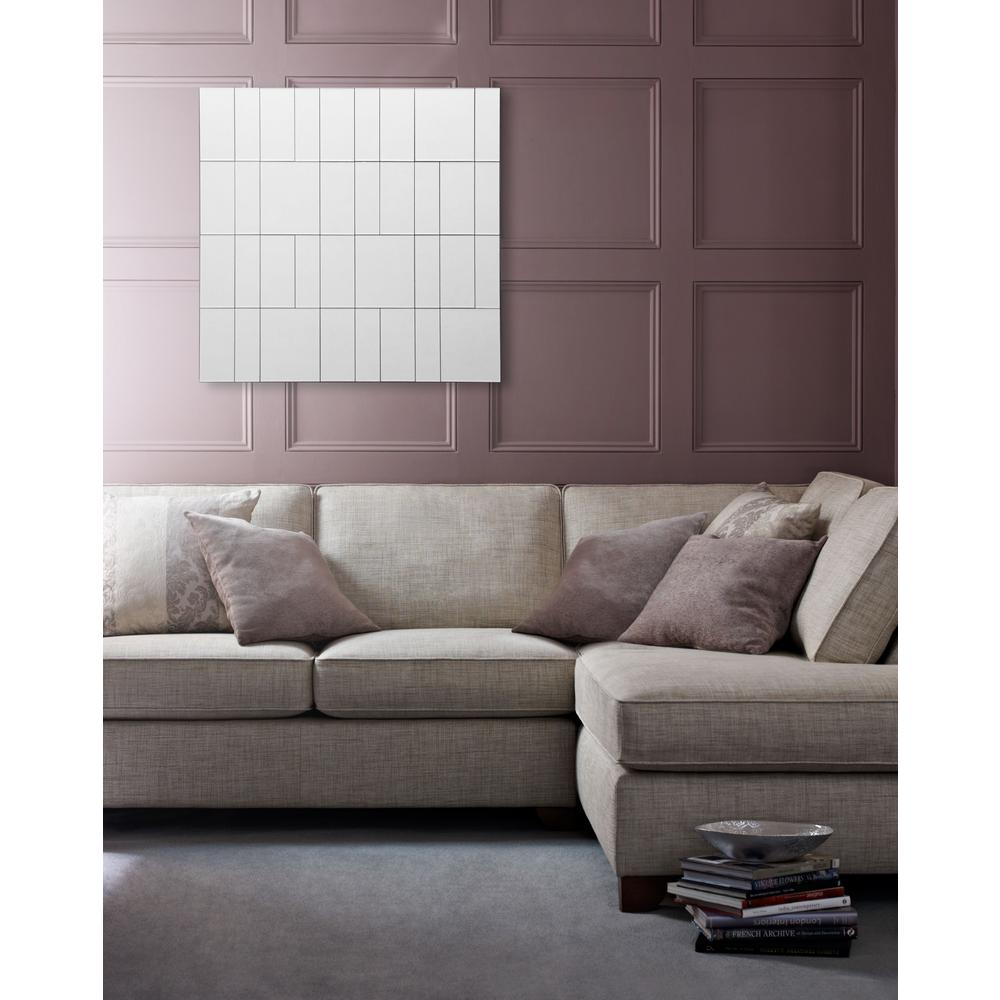 Renwil 40 In X 40 In Briccs Unframed Wall Mirror Mt11700 The