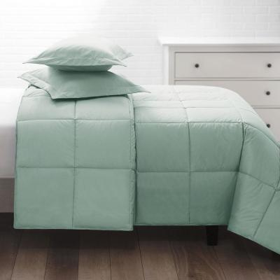Twin Down Comforters Duvet Inserts, Oversized King Size Bedding 128×120