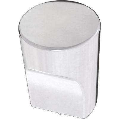 Modern Joinery 7/8 in. (22 mm) Polished Chrome Cabinet Knob