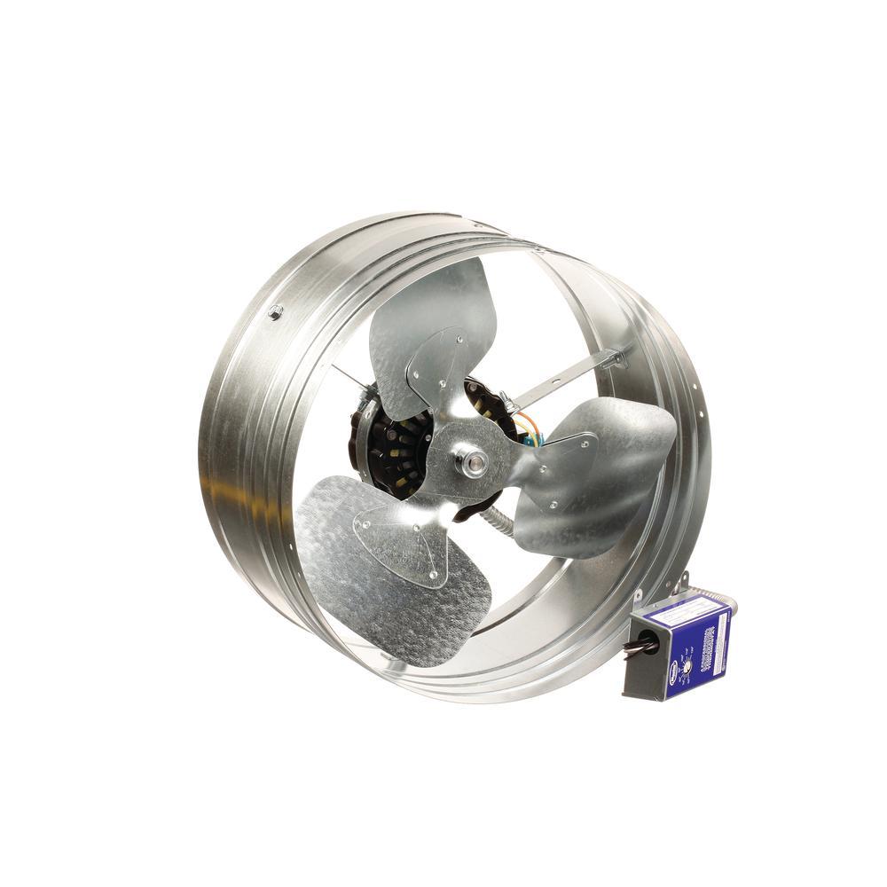 Master Flow Egv5 Power Attic Ventilators Gable Mount 1450 Cfm