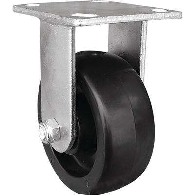 5 in. Poly Rigid Caster with 400 lb. Load Rating