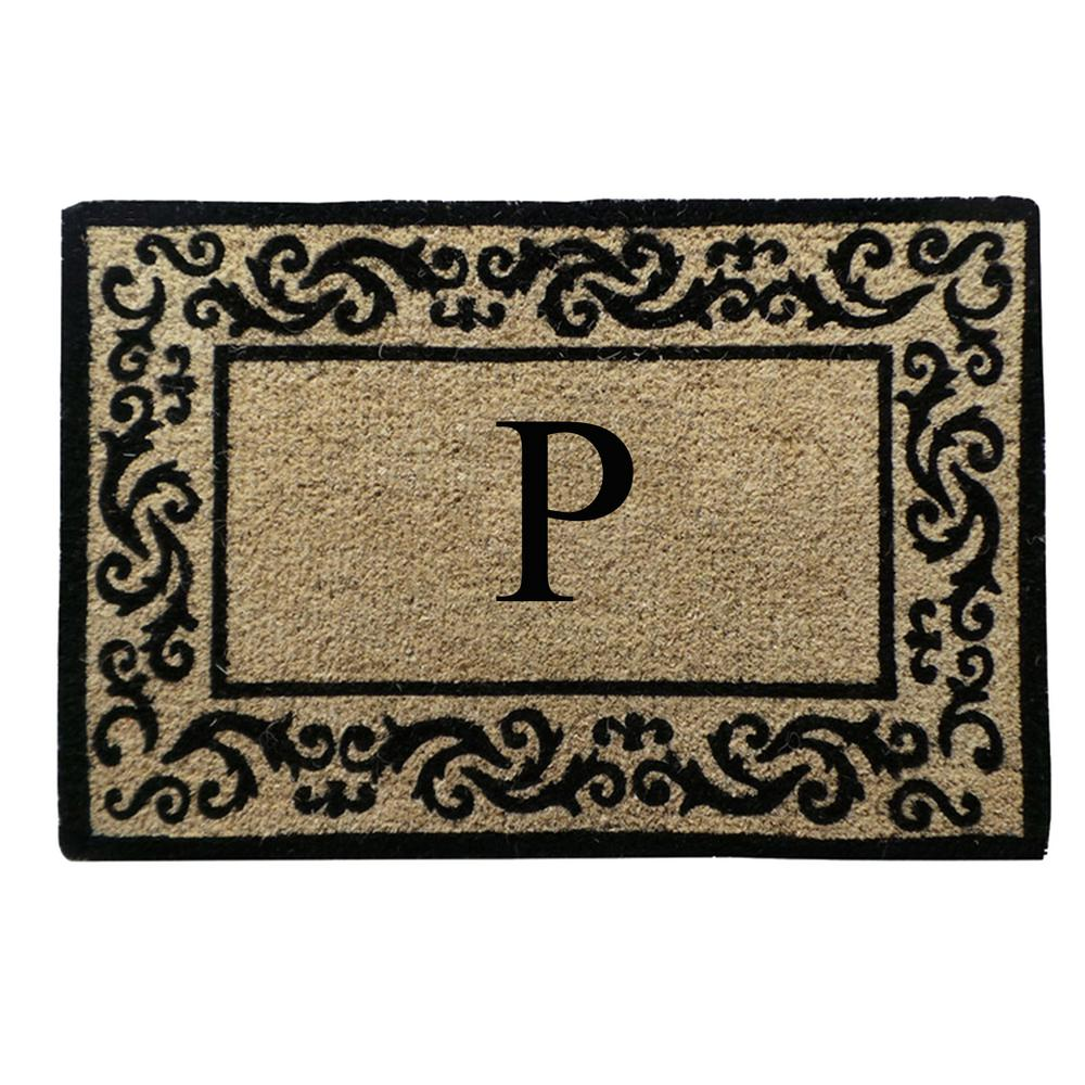 A1HC First Impression Hand-Crafted Decorative Border Filigree 24 in. x 36