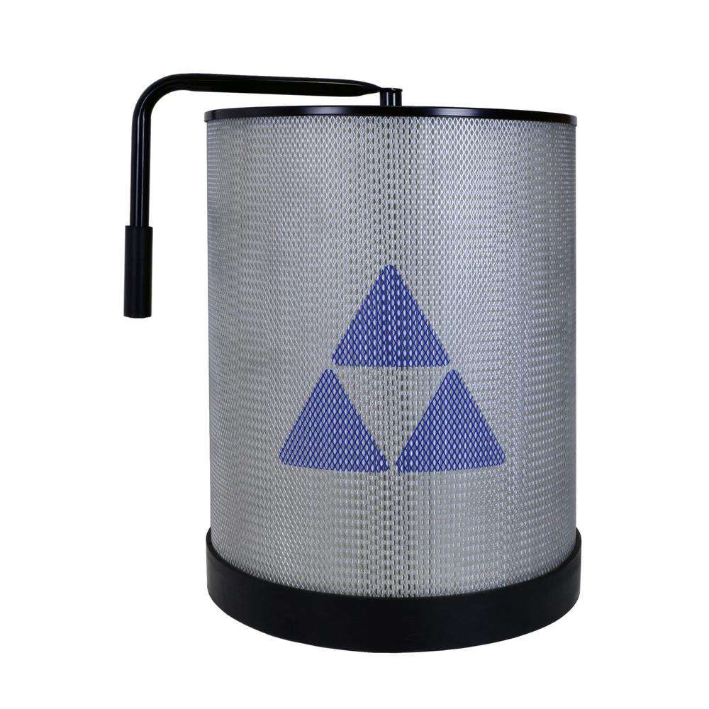 Delta 1 Micron Filter Canister
