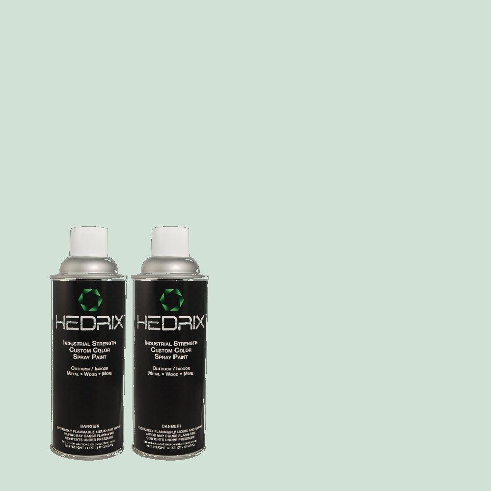 Hedrix 11 oz. Match of PPOC-28 Concerto Gloss Custom Spray Paint (2-Pack)