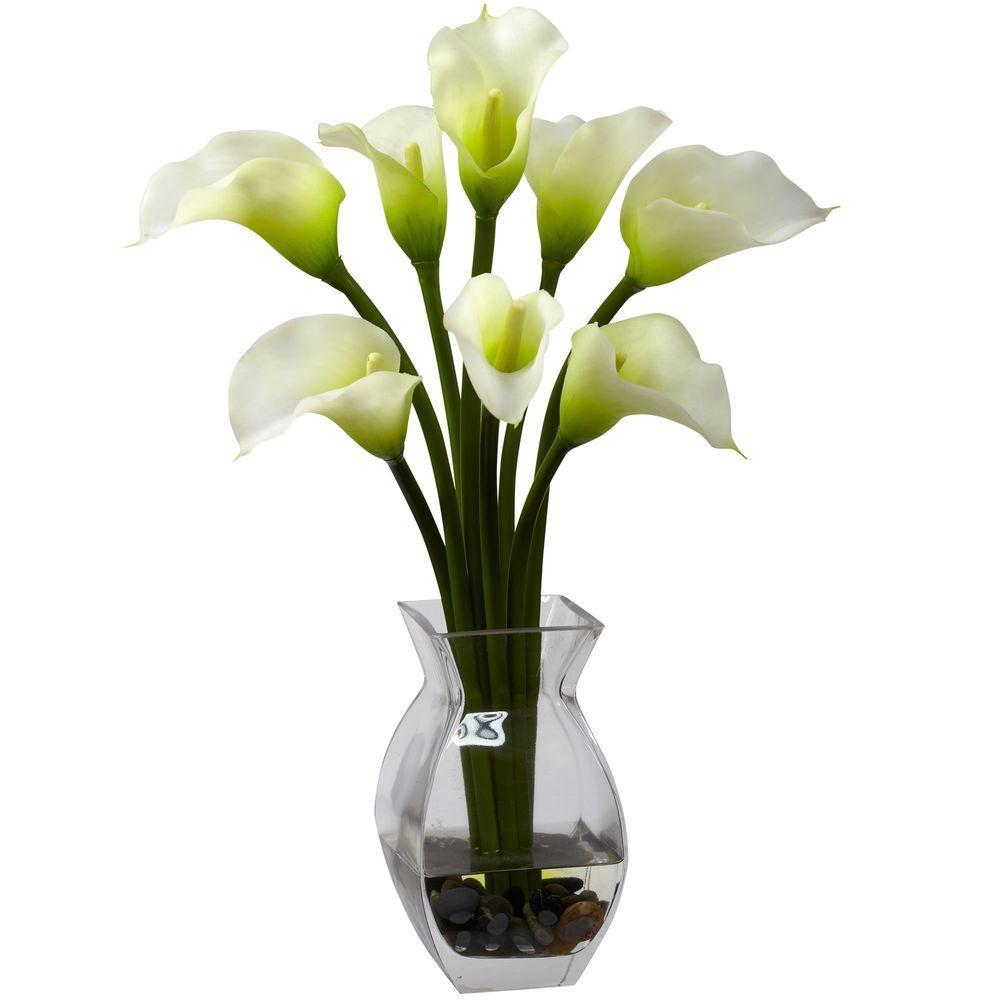 Classic Calla Lily Arrangement in Cream