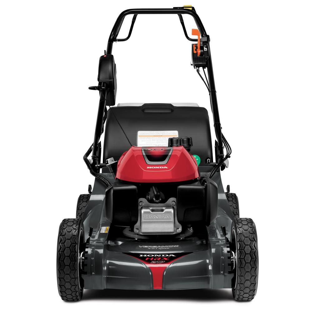 HRX NeXite Deck 21 in. GCV200 Electric Start Self Propelled Walk