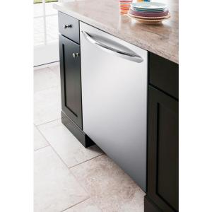 Frigidaire Gallery Top Control Built-In Dishwasher with OrbitClean Spray  Arm in Smudge Proof Stainless Steel, ENERGY STAR, 52 dBA