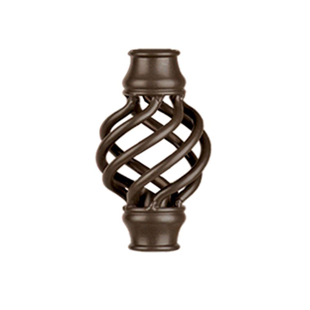 Universal Forest Bronze Basket Centerpiece