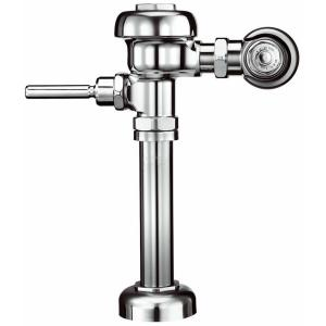 Sloan 186 XL Water Saver (1.5 GPF/5.7 LPF), 3082653 Urinal Flushometer for 3/4 inch Top Spud Urinals, Polish Chrome by Sloan