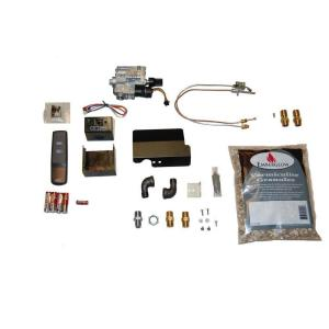 Emberglow Remote Controlled Safety Pilot Kit For Vented