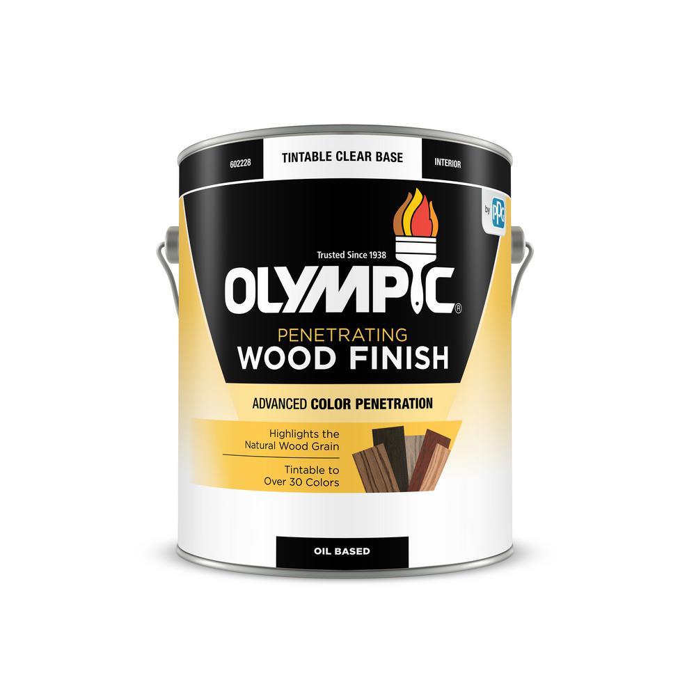1-gal. Red Oak Semi-Transparent Oil-Based Wood Finish Penetrating Interior Stain