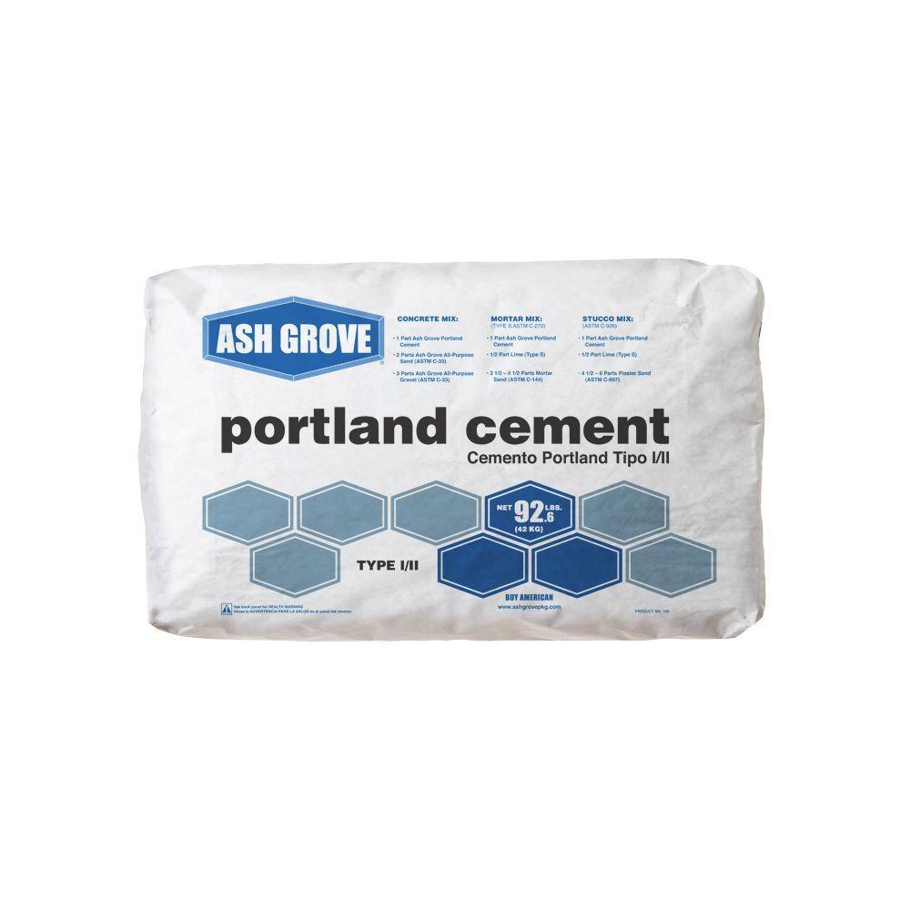 Ash Grove 92.6 lb. Portland Cement Concrete Mix