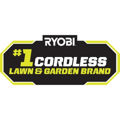 Ryobi ONE+ 18-Volt Lithium-Ion Cordless Trimmer/Blower/Hammer Drill Combo (3-Tool) -4.0 Ah Battery and Charger Included