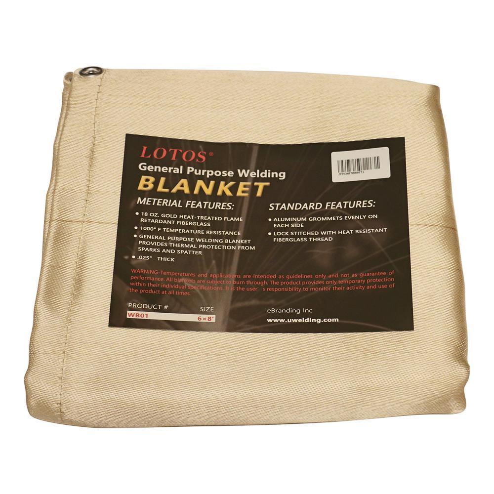 "20/"" x 40/"" Cow Leather Welders Blanket Welders Heat /& Spatter Protection Blanket"