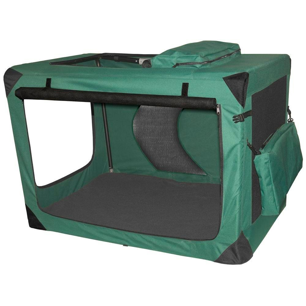 Generation II 41 in. x 29 in. x 28 in. Deluxe Portable Soft Crate