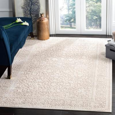 Beige Cream Area Rugs Rugs The Home Depot