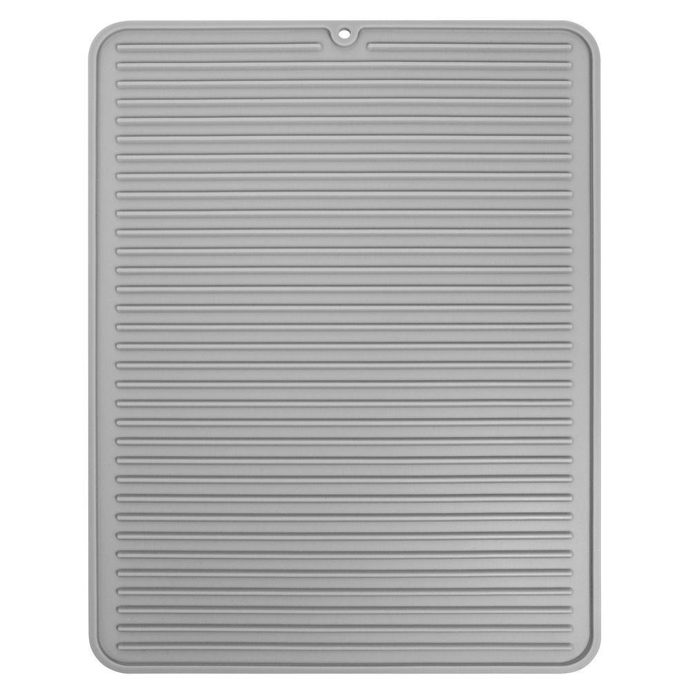 Interdesign Pebblz Regular Sink Mat In Amber 60062 The
