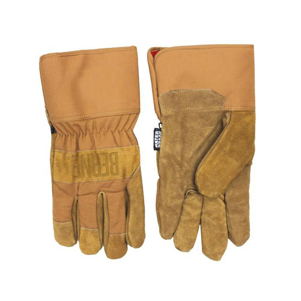 XXX-Large Brown Duck Thinsulate Heavy Duty Utility Gloves (2-Pack)