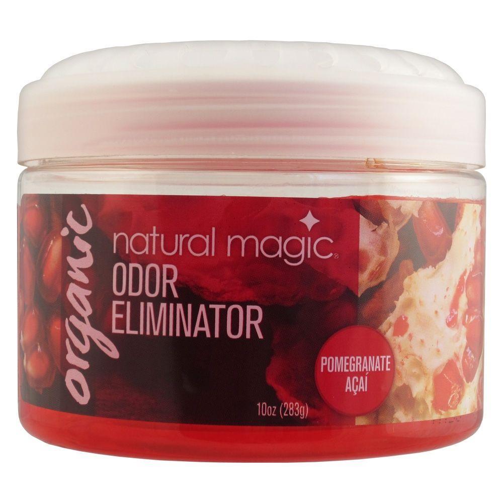 Natural Magic 10 oz. Pomegranate Acai Organic Odor Eliminating Gel