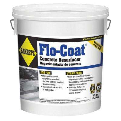 20 lb. Flo-Coat Resurfacer