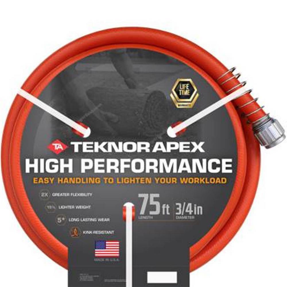 High Performance Premium 3/4 in. Dia x 75 ft. Tradesman ...