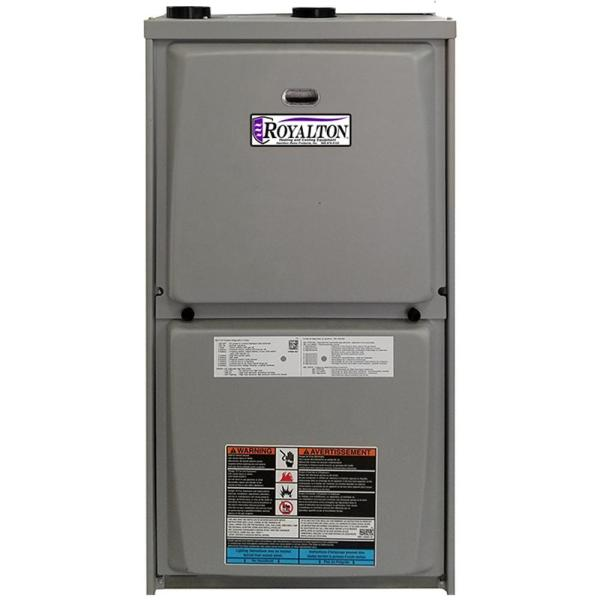 110,000 BTU 96% 2-Stage Variable Speed Upflow and Horizontal Gas Furnace