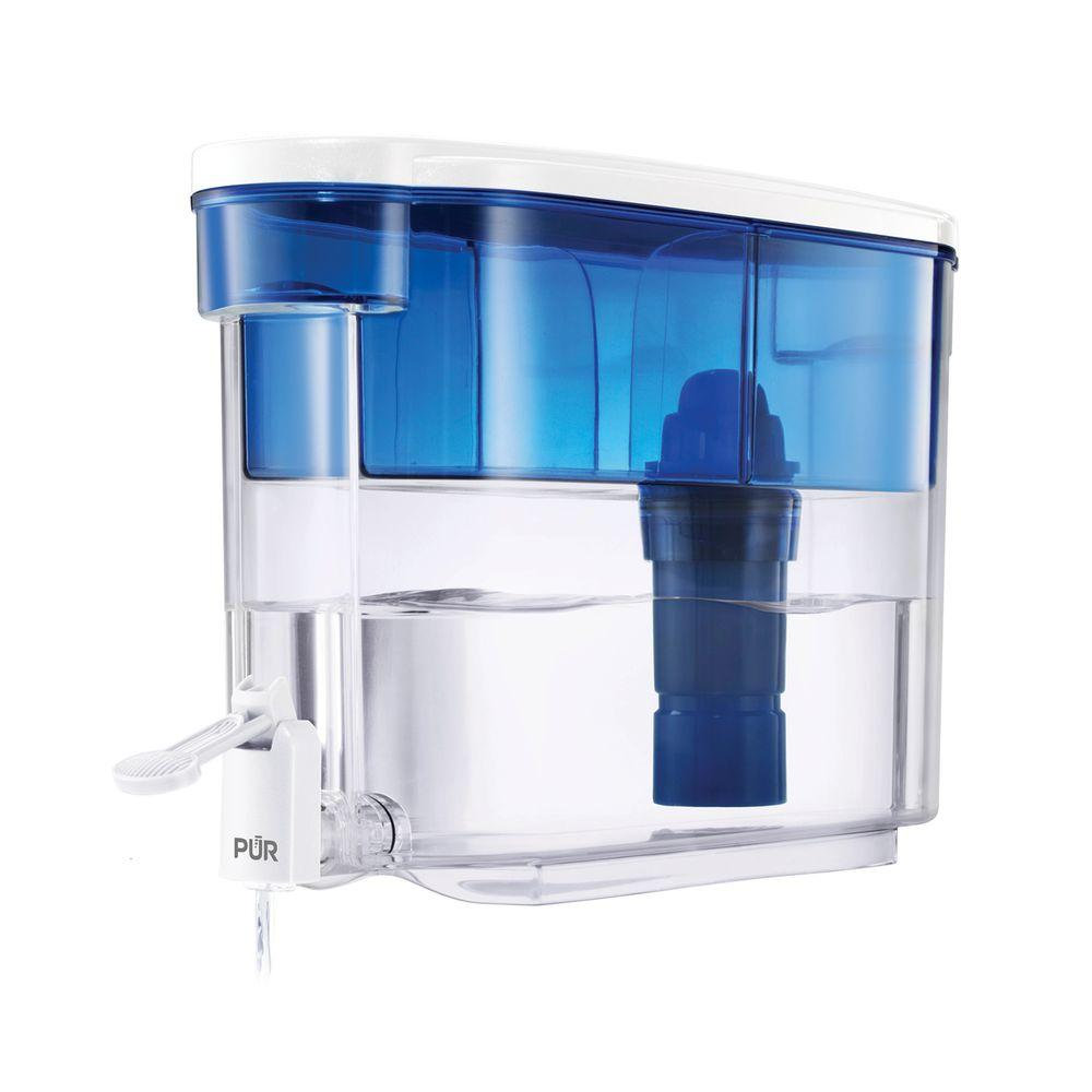 Pur Classic 18 Cup Dispenser Filtration System Ds1800zv5