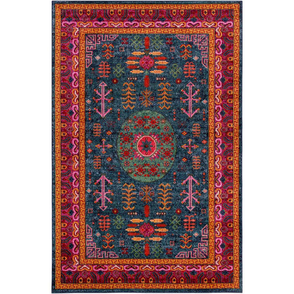 crafty design teal area rug. Anika  8 X 10 Surya Area Rugs The Home Depot