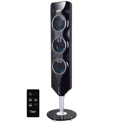 3x Tower Fan (44 in.) with Passive Noise Reduction Technology