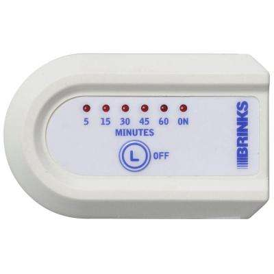 Indoor Digital Timer with Safety Turn-Off