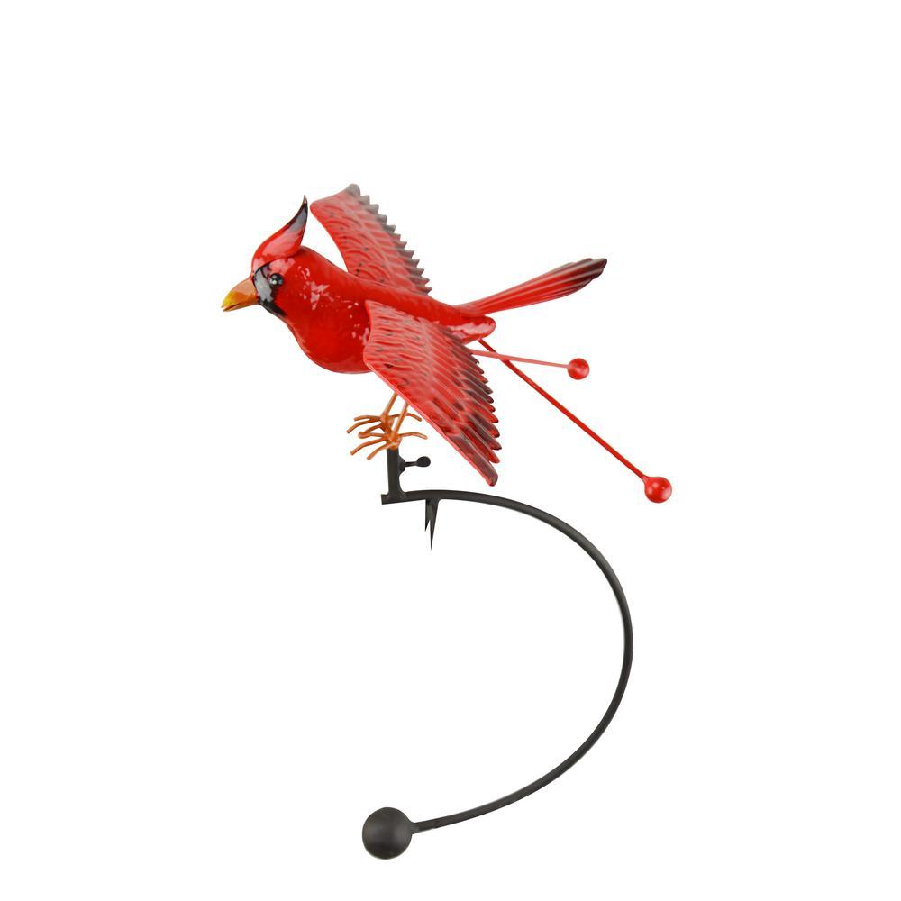 55 in. Rocker Cardinal