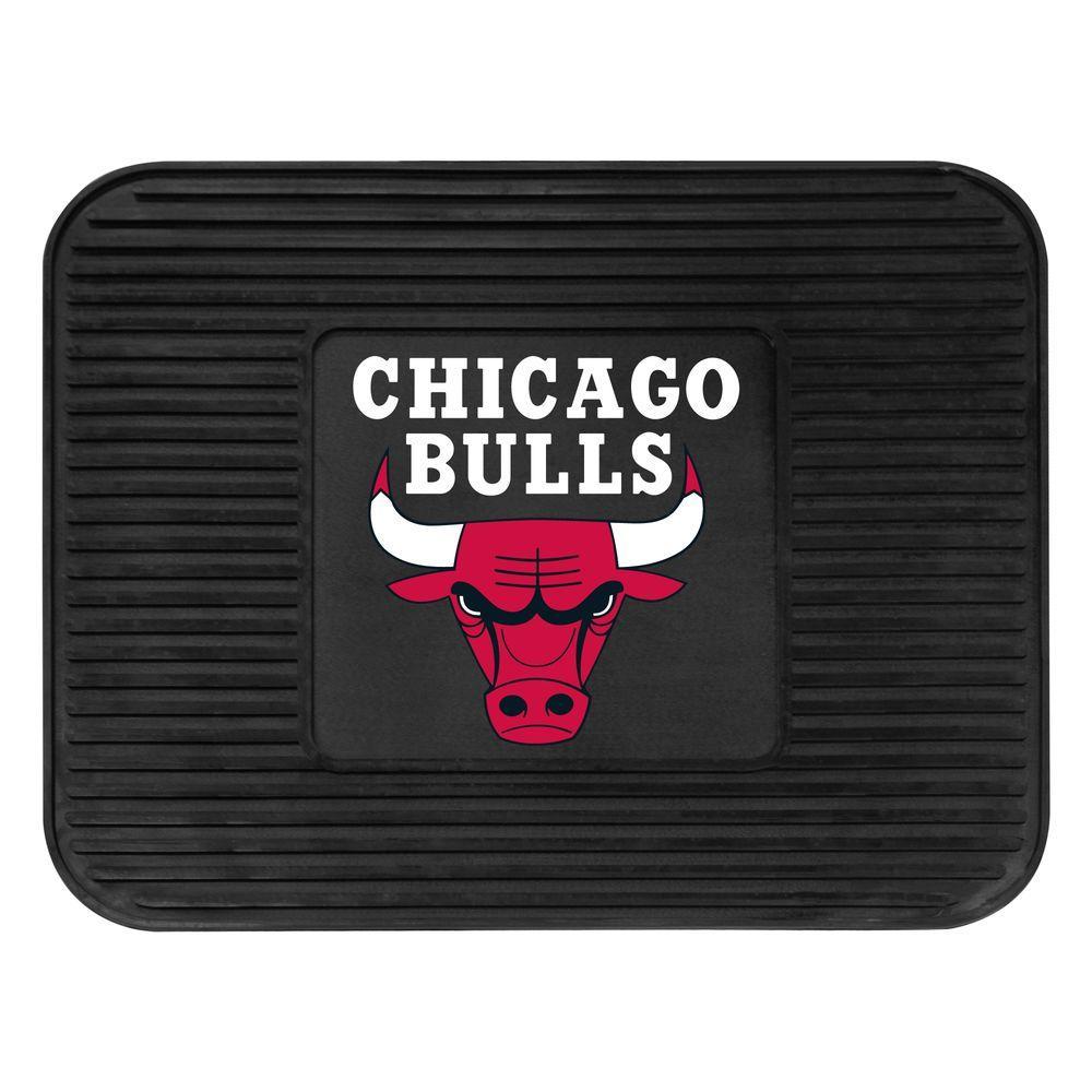 Chicago Bulls 14 in. x 17 in. Utility Mat