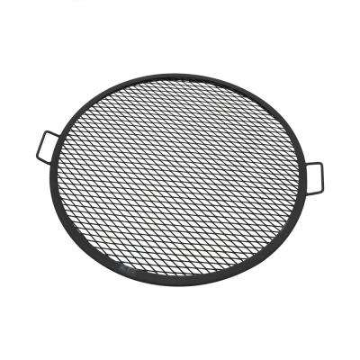 30 in. X-Marks Fire Pit Cooking Grill Grate