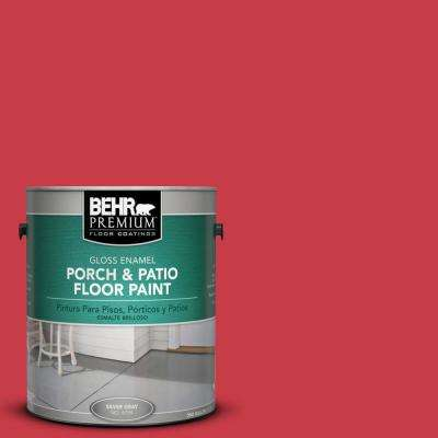 1 gal. #P150-6 Whip Lash Gloss Porch and Patio Floor Paint