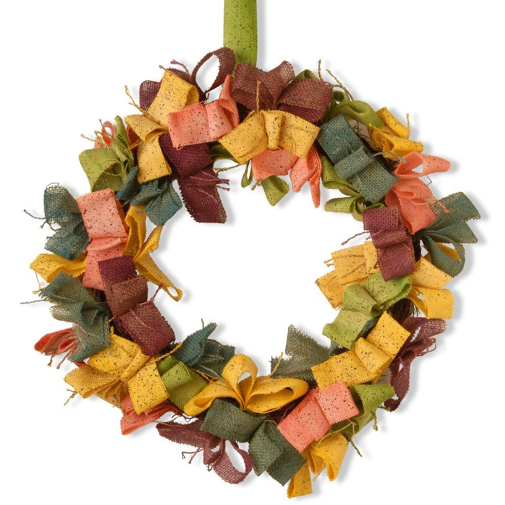 22 in. Garden Accents Easter Wreath