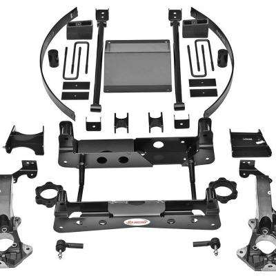 Front and Rear Rancho Suspension System fits 2014-2016 GMC Sierra 1500
