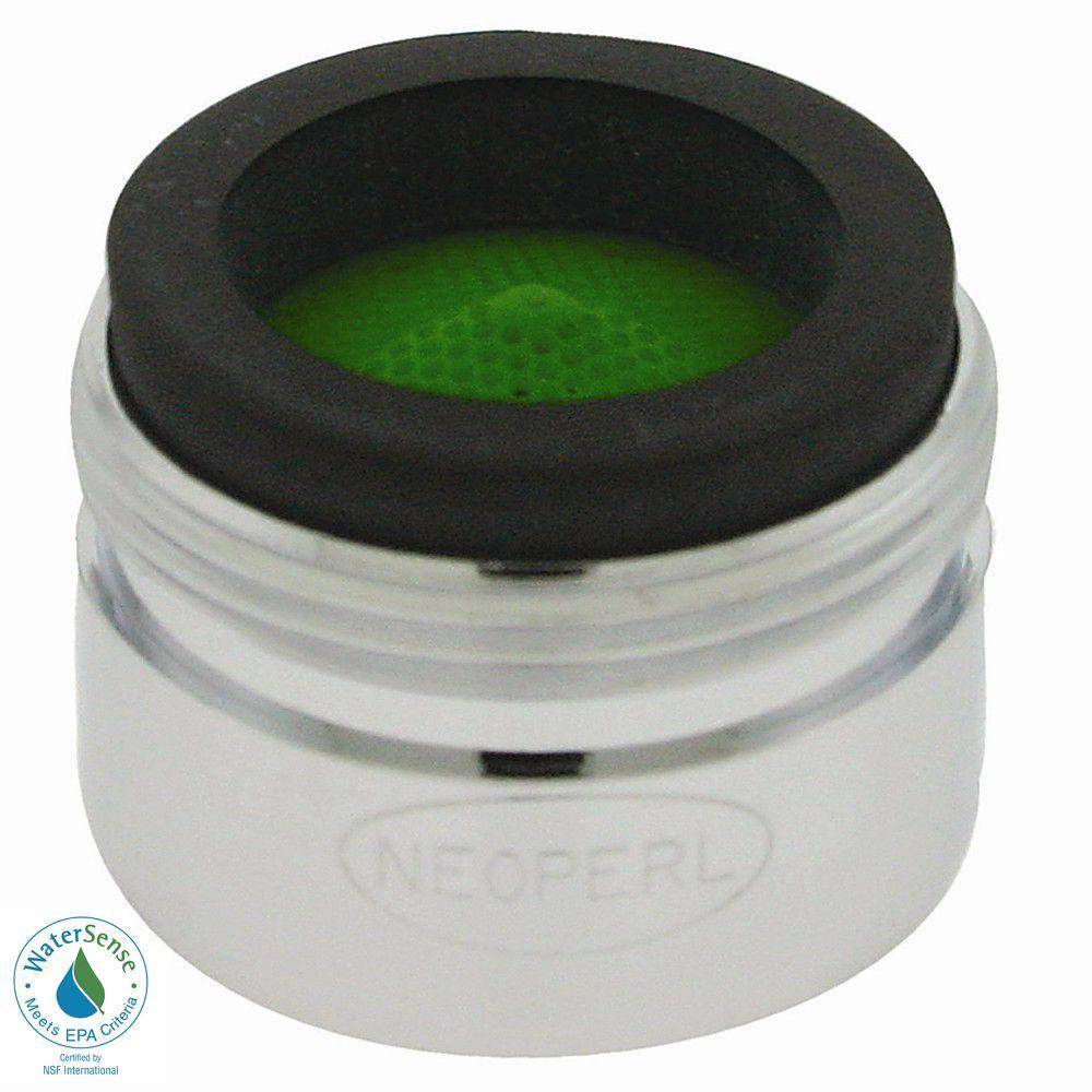 1.5 GPM Water-Saving Small Male Thread Aerator