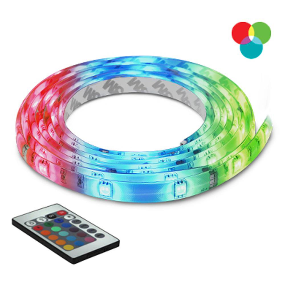 Undercabinet LED RGB Flexible-U16035RD - The Home Depot