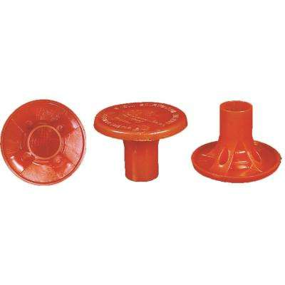 Osha Rebar Caps in Orange (25-Box)