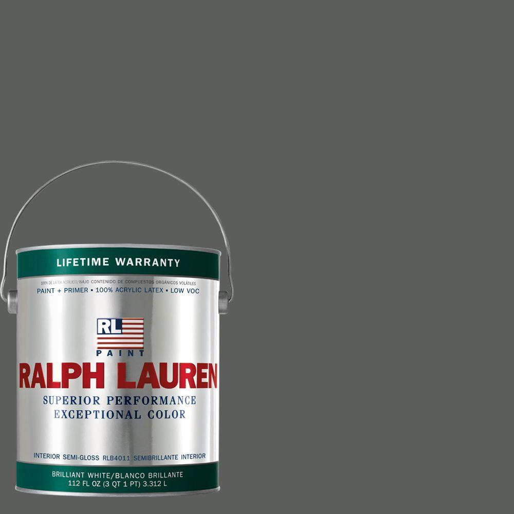 Ralph Lauren 1-gal. Chalk Stripe Semi-Gloss Interior Paint