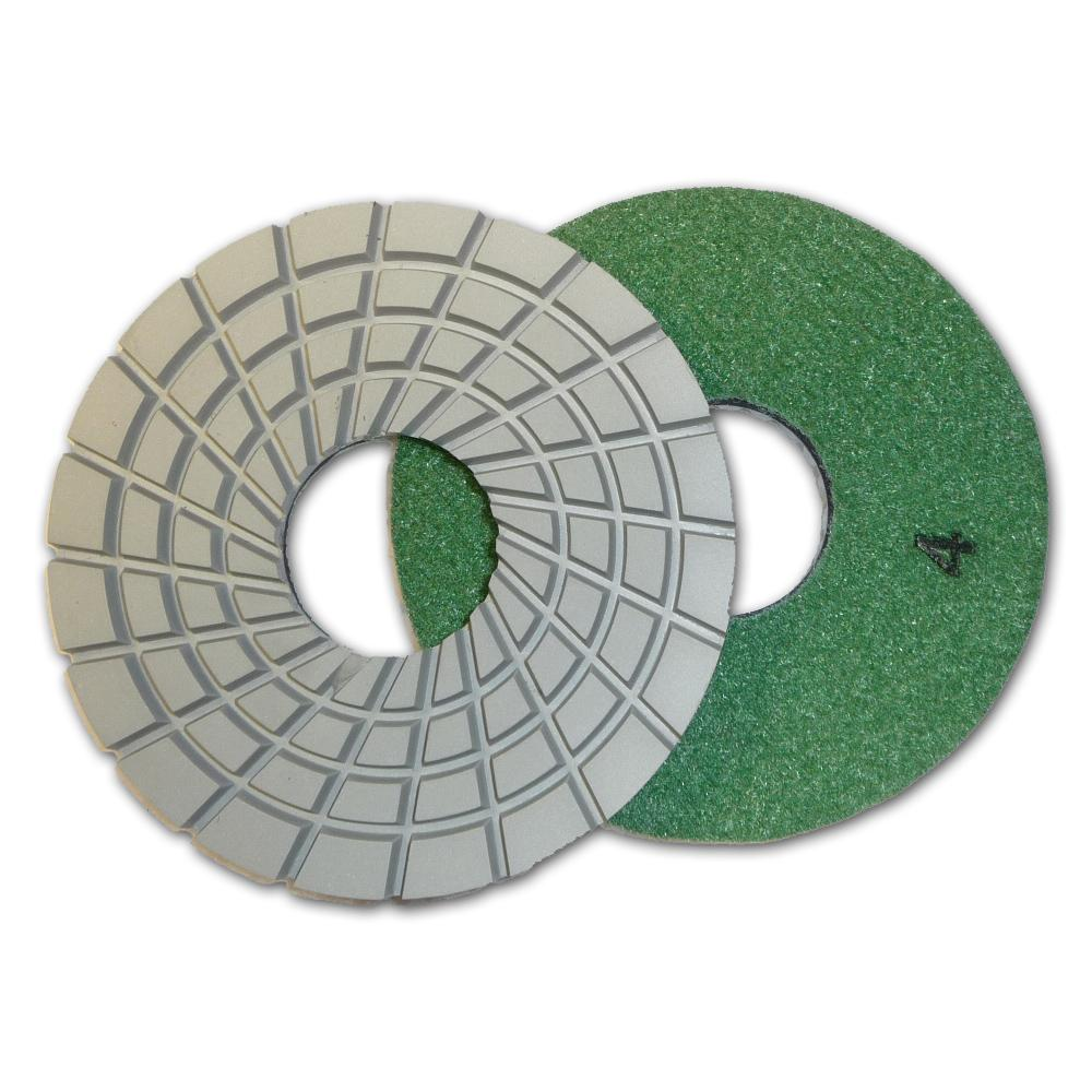 5 in. Con-Shine 5-Step Dry Diamond Polishing Pads Step 4