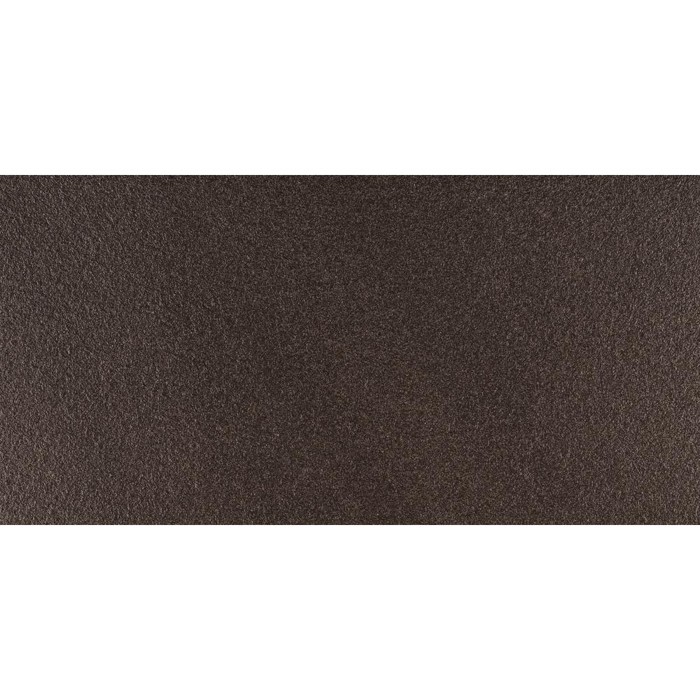 MSI Optima Graphite Textured 12 in. x 24 in. Honed Porcelain Floor and Wall Tile (16 sq. ft. / case)