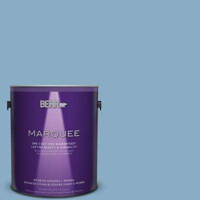 #S500-4 Chilly Blue One-Coat Hide Paint